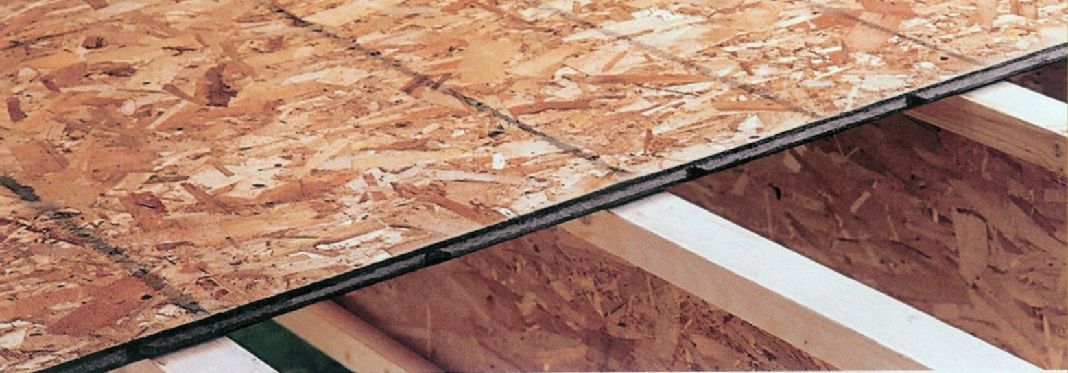 I-joists and osb